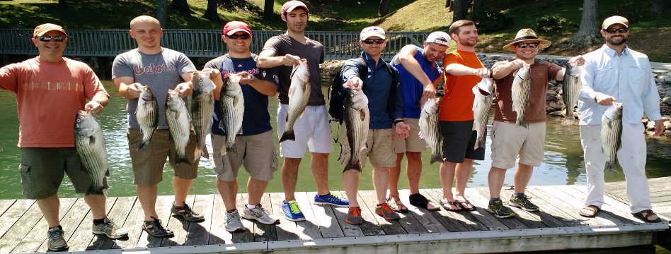 Smith Mountain Lake Fishing